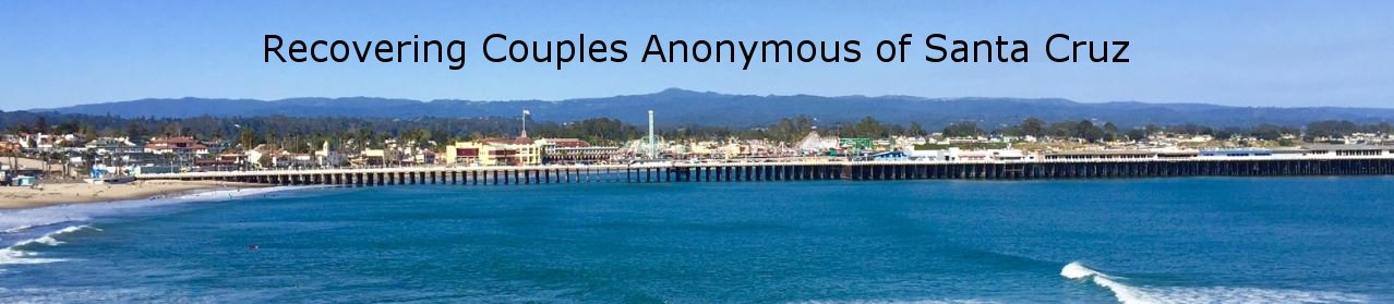 Recovering Couples Anonymous Santa Cruz